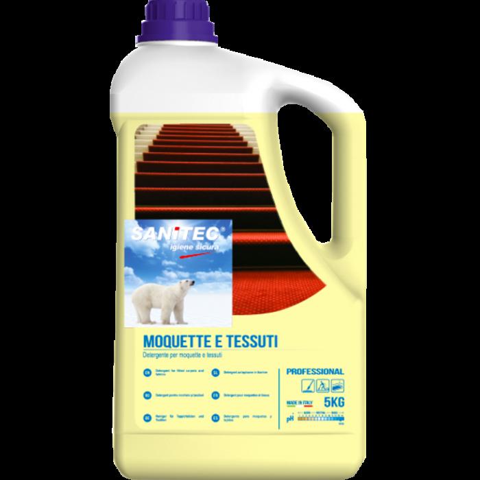 Detergente per MOQUETTE E TESSUTI