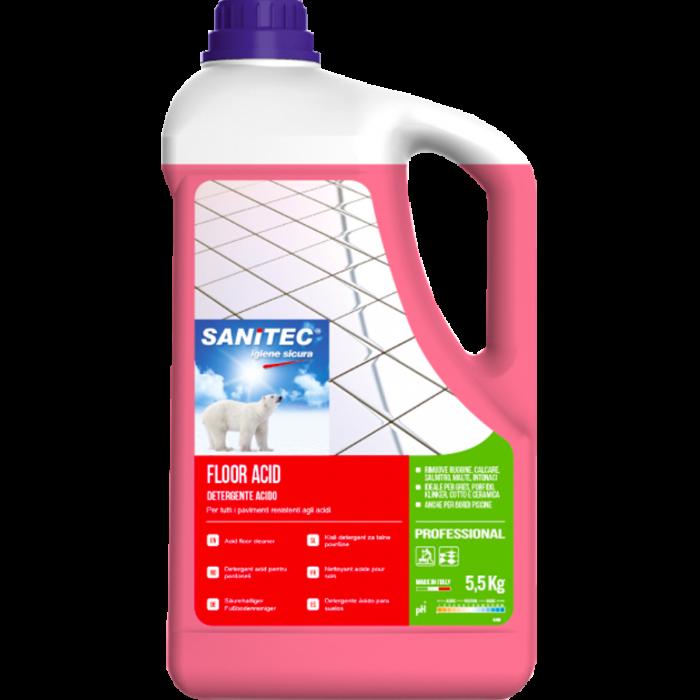 FLOOR ACID - detergente acido per pavimenti