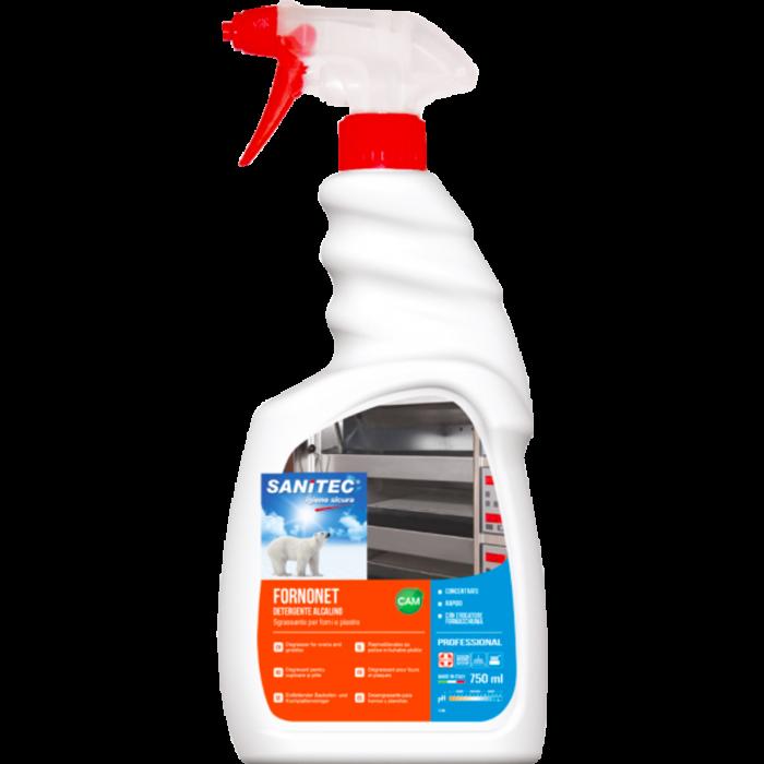 FORNO NET 750ml - detergente sgrassante per forni e piastre