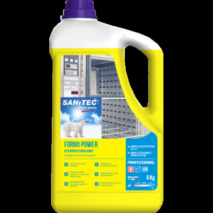 FORNO POWER - detergente per forni autopulenti non schiumogeno