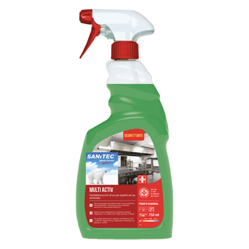 Detergenti e disinfettanti