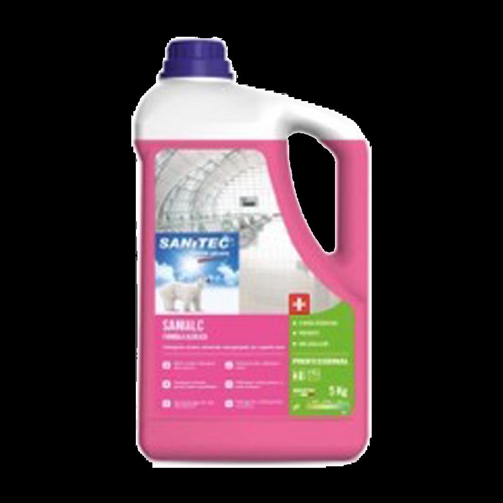 sanialc detergente 5Kg